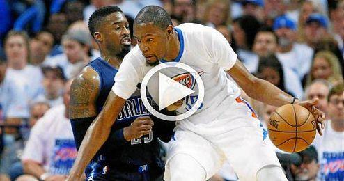 Los Thunder jugarán las semifinales del Oeste contra los Spurs