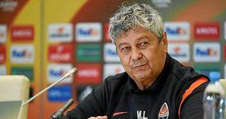 Lucescu: �El Sevilla no es favorito, est� a nuestro nivel�