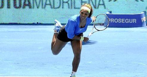 Serena Williams, campeona en Madrid en 2012 y 2013.