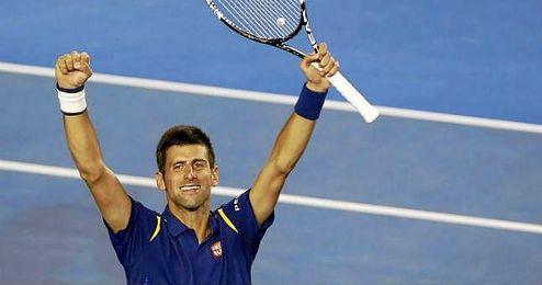 Novak Djokovic suma un total de 15.550 puntos.