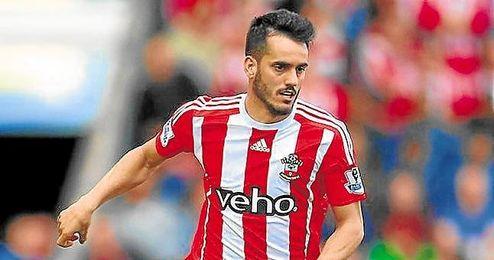 Juanmi apenas ha contado en el Southampton.