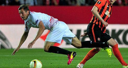 Krychowiak jugó un gran partido.