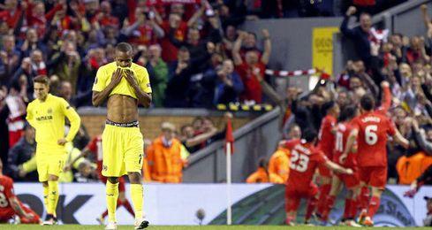 El Liverpool ganó claramente al Villarreal.