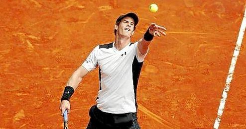 Murray se mete en cuartos tras vencer a Simon.