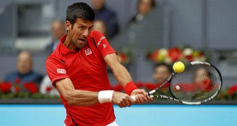 Djokovic está realizando un torneo impecable.