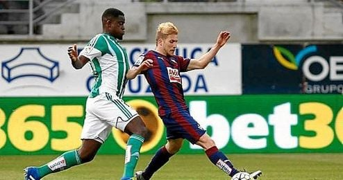 As� vivimos en ESTADIO el Eibar 1-1 Real Betis