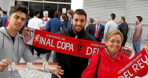 El Sevilla ha vendido todas las entradas de Copa.
