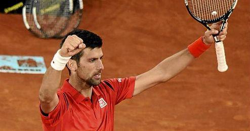 Novak Djokovic suma un total de 16.550 puntos.