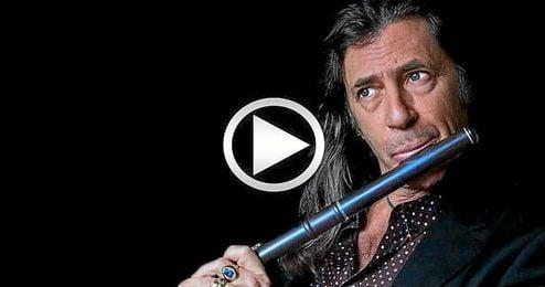 Jorge Pardo actúa este martes en el Lope de Vega