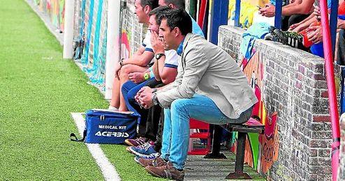 Antonio Rueda ha puesto punto final a su etapa como entrenador del Nervión.