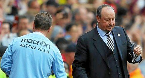 Benítez, a la Championship con el Newcastle.
