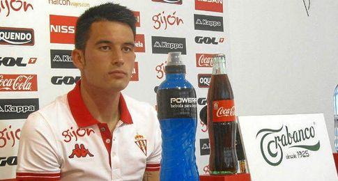 Isma López, en sala de prensa.