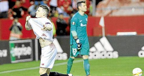 Los goles de Gameiro han llamado la atención.