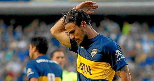 Osvaldo, deja Boca Junior
