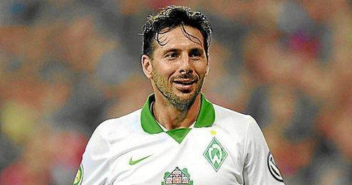 Pizarro, máximo goleador de la temporada con 14 goles, se le considera una pieza esencial para la salvación.