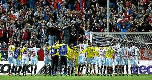 El Sevilla se juega una importante cantidad de dinero en Basilea.
