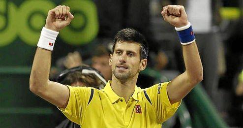 Djokovic llega a Roland Garros como n�mero uno del mundo y principal favorito al t�tulo.