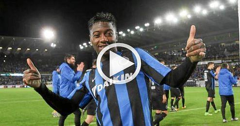 En Bélgica apuntan el nombre de Abdoulaye Diaby para el Betis