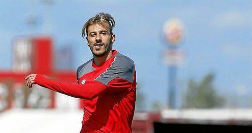Diogo Figueiras ser� el primero en salir.