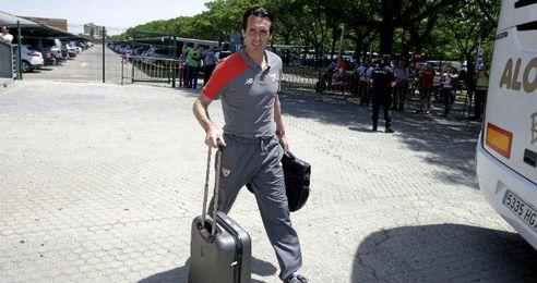 Emery podr�a hacer las maletas antes de lo esperado.