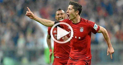 La Bundesliga elige los 10 mejores goles de la temporada