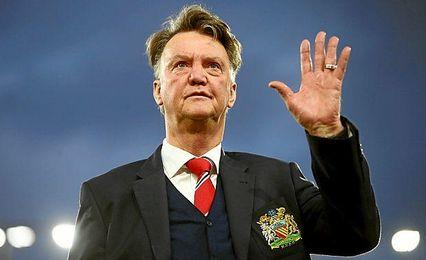 Van Gaal no ha triunfado en Old Trafford.