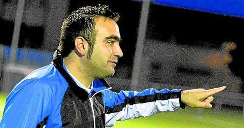 Cristian Antón ha decidido abandonar el Ciudad Jardín después de ocho años.