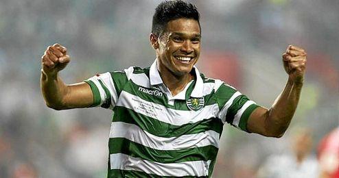 El colombiano ha anotado 15 tantos con el Sporting de Portugal.