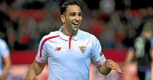 Adil Rami ha completado una gran campaña en el Sevilla.