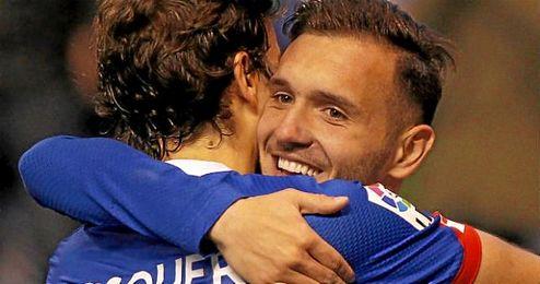 Lucas Pérez es uno de los principales objetivos del Sevilla para reforzar la delantera.