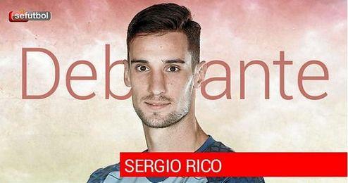 Rico ha sustituido a Casillas en el 73´.