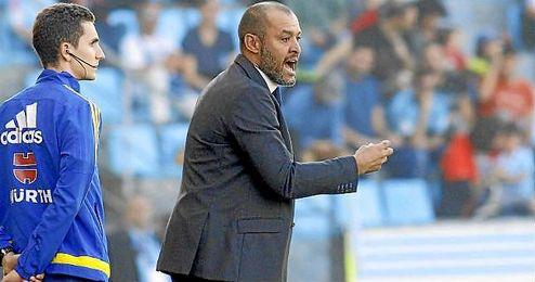 Espírito Santo firmó su última experiencia como entrenador en el Valencia.