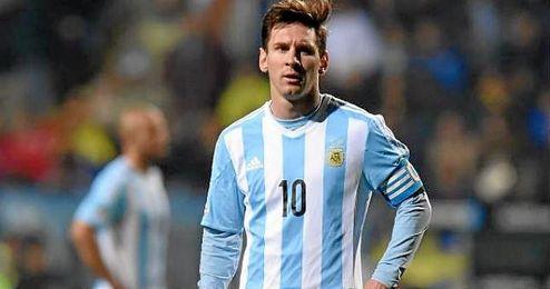 El futbolista del Barça ha perdido las dos últimas finales.