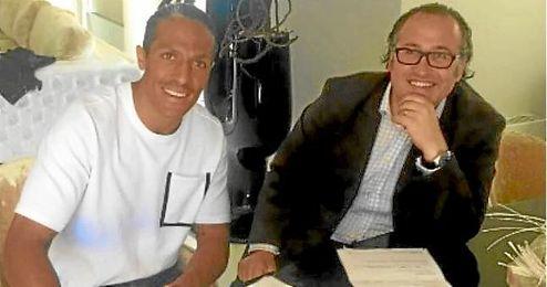 Bruno Alves firma su nuevo contratro