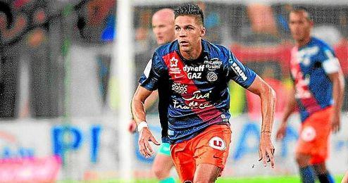 Jonas Martin deberá hacer ver al Montpellier que quiere emigrar a la Liga española.