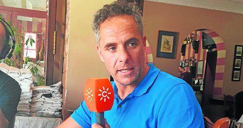 Marcos Álvarez, en la Tertulia de Canal Sur Radio.