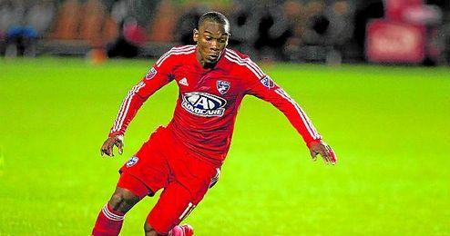 El colombiano Fabi�n Castillo brilla en la MLS con Dallas.