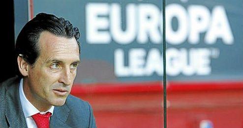 Unai Emery piensa seriamente en aceptar la gran oferta del PSG y abandonar el Sevilla.
