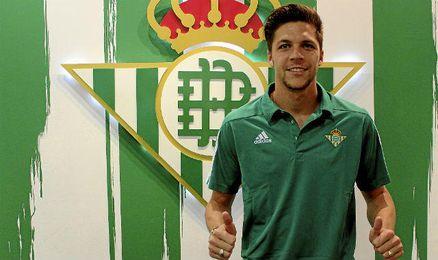 Jonas Martin ya es nuevo jugador verdiblanco