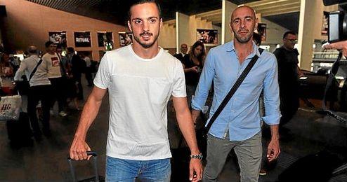 """""""Espero que pronto el equipo (Getafe) suba a primera divisi�n que es donde se merece estar este club""""."""
