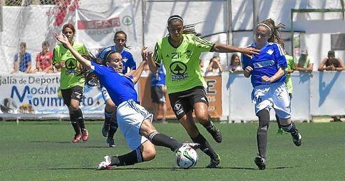 El Betis Fémina firmó un buen resultado en Arguineguín.