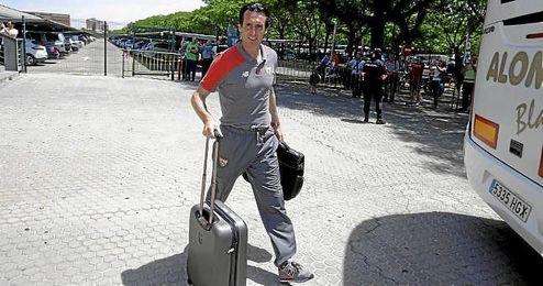 Unai Emery quiere despedirse