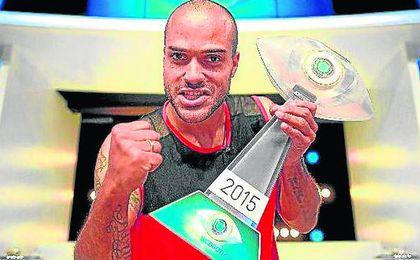 David Odonkor, ganador del Gran Hermana 2015.
