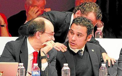 Del Nido Carrasco se lo confesó a José Manuel Llaneza.