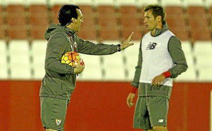El polaco siempre ha sido una pieza clave para Emery.