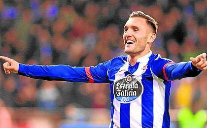Sin Emery, la opción de Lucas Pérez pierde fuerza en Nervión.