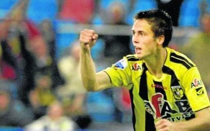 Ricky sali� del Vitesse.