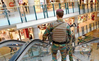El sospechoso ha sido detenido cerca del centro comercial City 2 de Bruselas.