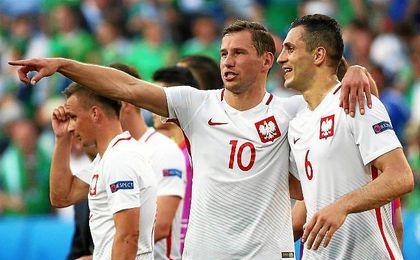 Suiza será el rival de Polonia en octavos.