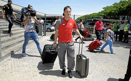 Al Barça se le escapa la opción Nolito, que parece que se marcha al City.